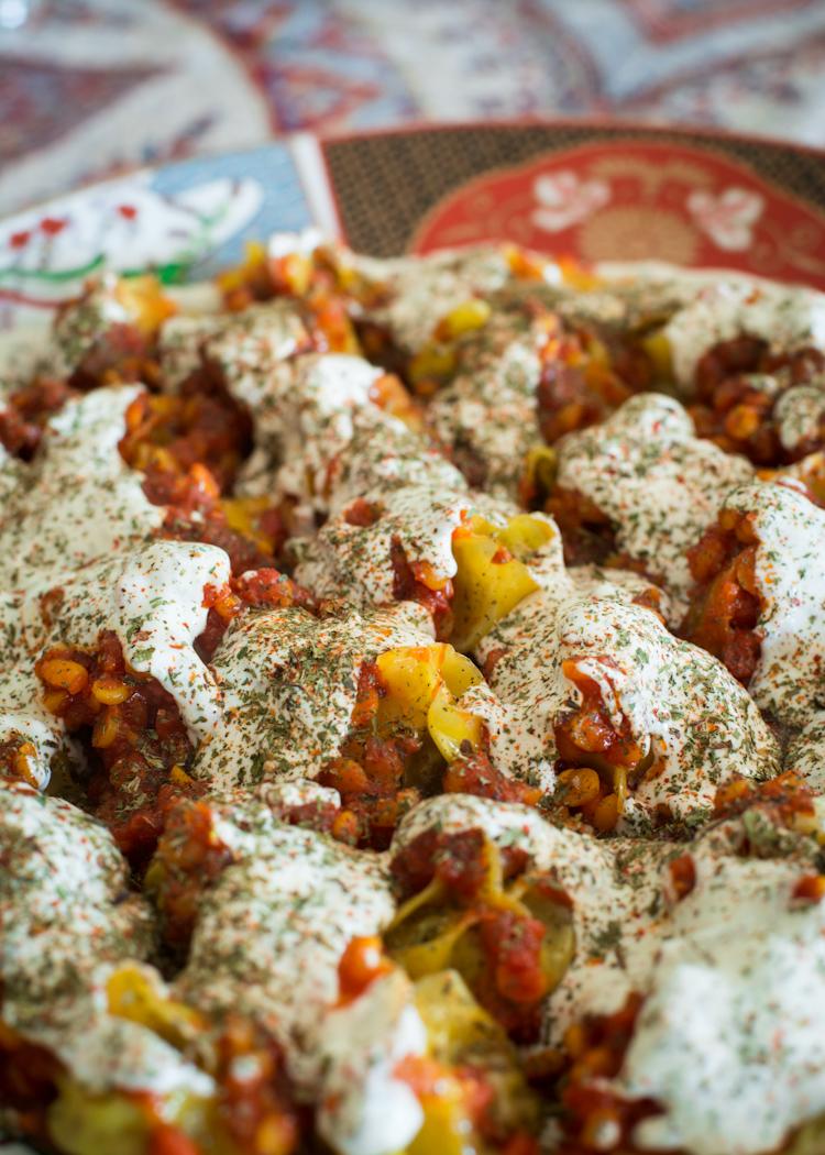 mantu afghan dumplings adeline lumiere