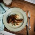 Suasage and Mash recipe-30