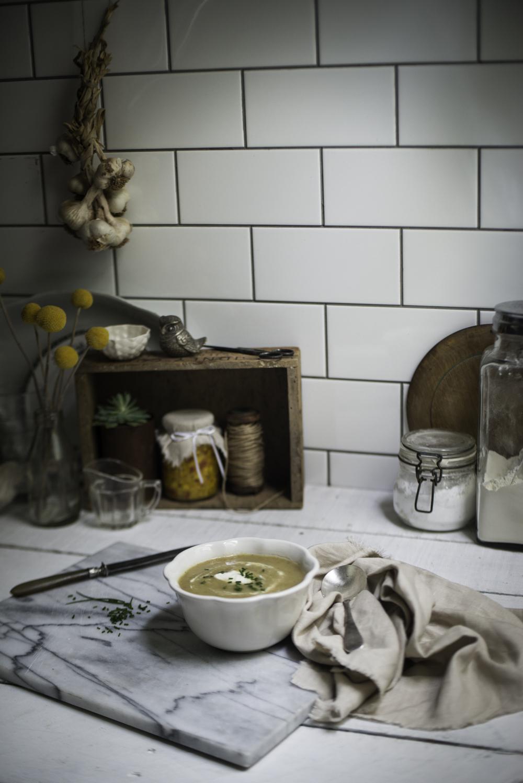 Potato and Leek Soup-1
