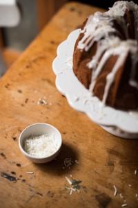 Lemon and Coconut Yoghurt Bundt-2